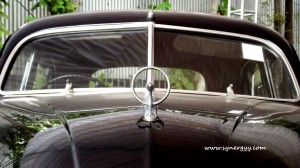 Vintage car Collections in Motor Show 2012