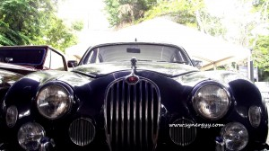 Old Jaguar Cars in Sri Lanka – Ceylon Motor Shows 2012 in Colombo