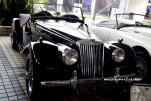 Vintage Cars in Srilanka - Ceylon Motor Shows 2012 in Colombo