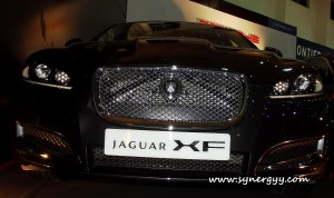 Jaguar XF in Sri Lanka - Ceylon Motor Shows 2012