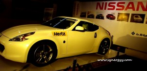 Nissan Hertz in Sri Lanka - Ceylon Motor Shows 2012