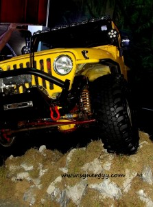 Off Road Jeeps in Sri Lanka - Ceylon Motor Shows 2012
