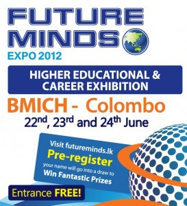 Future Minds Expo 2012 – 22nd, 23rd and 24th June 2012