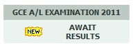 General Certificate of Examination (Advance Level) 2011 (G.C.E (A /L) 2011) Recorrection Results will be release today