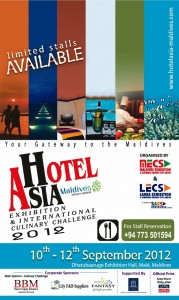 Hotel Asia Maldives Exhibition & international Culinary Challenge 2012 ~ Maldives