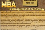MBA in Management of Technology – 2013 by University of Moratuwa