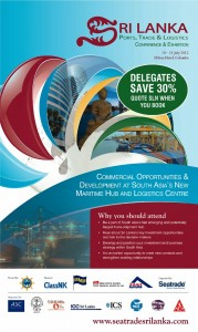 Srilanka Ports, Trade & Logistics Conference & Exhibition 2012