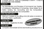 Taxation Courses in Srilanka – New batches