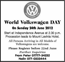 World Volkswagen Day 2012