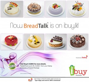 Buy Bread Talk on ibuy.lk
