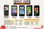 Dialog Phone( Mobile) Pola in Srilanka From 27th July to 29th July 2012
