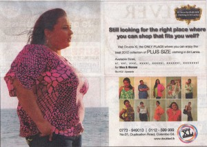 Double XL – Plus Size Clothing center in Srilanka