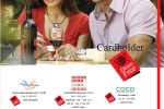 FREE Dine for HSBC Credit Card Holders till 31st July / 31st August 2012