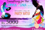 Hikka & Una Fests from 27th to 30th July 2012