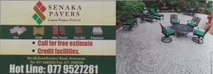 Housing Products for gardening – Senaka Pavers