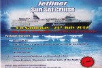 Jetliner Sun Set Cruise in Colombo, Srilanka