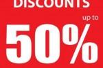 Keko Department Stores Mega Sales Discounts upto 50% in Srilanka
