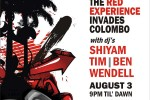 Red Experience invades Colombo on 3rd August 2012 at Hotel Mount Lavinia for FREE