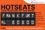 Srilankan Airline Offer for Frankfurt – Rs. 80,800/-