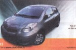 Toyota Vitz for Rs. 3.66 Million in Srilanka with Sampath Leasing