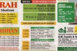 UMRAH Pilgrims for July / Shaban by N.M. Travels & Tours