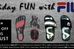 15% discounts on FILA IN Sri Lanka