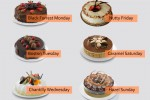 15% off on Cake a Day from Bread Talk, Srilanka