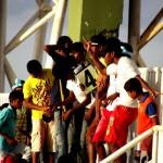 Srilanka Premier League (SLPL) Cricket fans in Dancing
