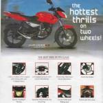 Bajaj Pulsar 135 LS Bike Specification