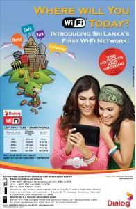 Dialog Wi-Fi Services in Srilanka