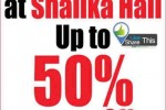 Keko Mega Sale at Shalika Hall on 4th &5th August 2012