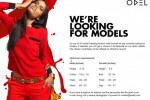 Opportunity to be model at Odel, Srilanka