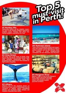Places to Visit in Perth, Australia