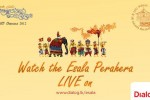 Sri Dalada Maligawa Esala Perahera 2012 on Dialog webcast