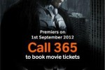 The Dark Knight Rises Hutch Mobile Booking in Srilanka