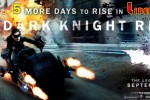 The Dark Knight Rises in Colombo Srilanka from 1st September 2012