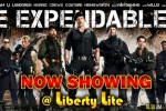 The Expendables 2 now showing at Liberty Lite