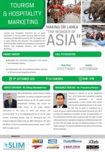 Tourism & Hospitality Marketing in Sri Lanka