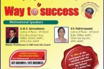 Way to Success Free demonstration and Workshops in Colombo, Srilanka