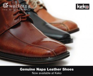 Wolfgang Leather shoes in Srilanka