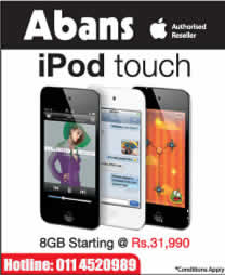 Apple ipod touch in Sri Lanka