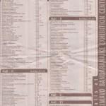 Colombo International Book Fair 2012 bookstall list 1