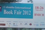 Colombo International Book fair 2012 Started today 18th September 2012