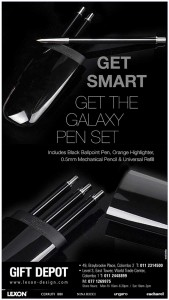 Galaxy Pen Set as Gifts – Gift Depot Sri Lanka