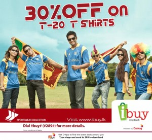 ICC Twenty 20 (T 20) Jersey for Sale with 30% Discount