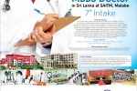 MBBS Doctor in Srilanka at SAITM (only Private Medicine College in Srilanka) intakes and Registration Process