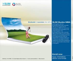 SLIM Buckinghamshire New University MBA in Srilanka