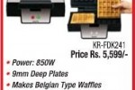 Singer Waffle Maker for Sales for Rs. 5,599.00