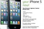 iPhone 5 Pre Order in Srilanka by Etisalat