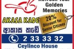 20% Discount for Senior Citizens from Akasa Kade